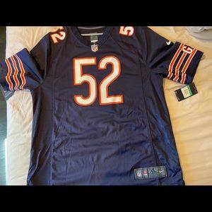 Khalil Mack Chicago Bears Nike Jersey